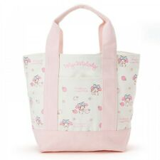 My Melody Cool Lunch Tote Bag Sholder Purse Handbag Sanrio from Japan S5269