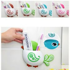 Toothbrush Holder Toothbrush Box Toothpaste Shelves Toothpaste Storage