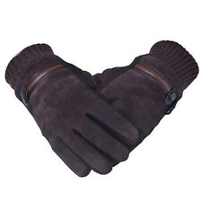Outdoor Waterproof Winter Warm Gloves Unisex Cycling Fashion Gloves