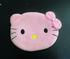 New HelloKitty Plush Coin Purse Wallet Pouch Case  lyo-571P