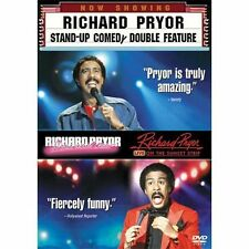 Richard Pryor - Stand Up (Here and Now/Live on Sunset Strip) (DVD, 2005, 2-Disc…