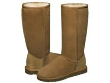 """AUSTRALIAN UGG ORIGINAL""  Classic Tall ugg boots. Made in Australia."