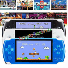 8GB 4.3'' 32Bit Portable Handheld Video Game Console Player 10000 Games Built-In