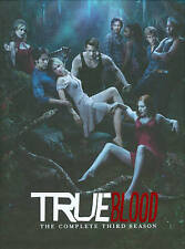 True Blood: The Complete Third Season (DVD, 2011, 5-Disc Set) *NEW* FREE S&H