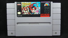 Spider-Man and The X-Men in Arcade's Revenge for Super Nintendo SNES, Tested