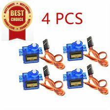 10pcs SG90 9G Micro Servo Motor RC Robot Arm Helicopter Airplane Remote Contr BG