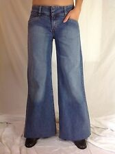 Levis Flare Low Rise Hipsters NWT  Womens Vintage Jeans Sizes 7 - 8 - 9 - 11