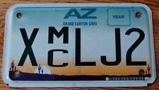 AZ  Motorcycle License  Plate,One # Only Voted1997 Plate Of The Year Expired