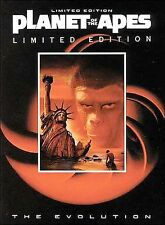 Planet of the Apes: The Evolution DVD, 2000, 6-Disc Set, Limited Edition