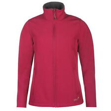 Gelert Ladies Softshell Jacket Berry New With Tags