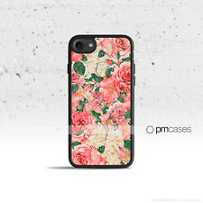 Carnation Case Cover for Apple iPhone 6s 6 7 Plus SE 5 5s 5c 4 4s