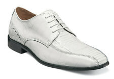 Stacy Adams Sabatini White Dress Mens Shoes