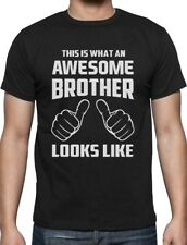 This Is What An Awesome Brother Looks Like Gift T-Shirt Brother Gifts
