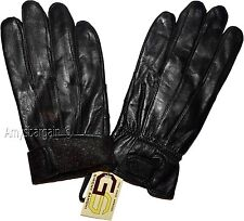 Women's Leather Gloves, Casual Warm Winter Gloves Unbranded Gloves Ladies Gloves