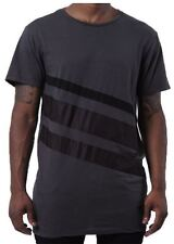 "RELIGION Clothing Men's T-Shirt ""DOLLAR GREY"" Long slightly longer NEW"
