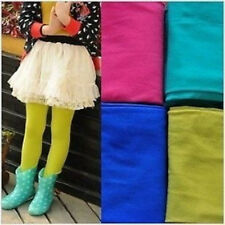 Girl Baby Kid Child Toddler Dance Ballet Opaque Leggings Tights Bottoms Pants