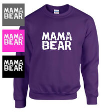Mama Bear Love Matching Bear Mothers Day MOM Tee SWEATSHIRT