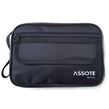 New Men's Business Clutch Wrist Bag Travel Pouch Bag Bath bag Shaving bag