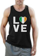 I Love Ireland - Irish Pride Flag of Ireland Gift Idea Singlet Novelty Gift