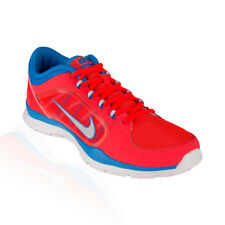 Nike - Flex Trainer 4 Womens Training Shoe - Laser Crimson/Pure Platinum/Phantom
