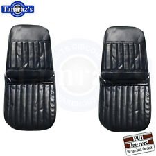 1971-1972 Skylark 350 Front Seat Upholstery Covers PUI New