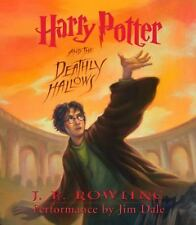 Harry Potter and the Deathly Hallows 7 by J. K. Rowling (2007,17 CDs, Unabridged