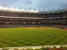 2 Baltimore Orioles New York Yankees 4/29 Tickets 3rd ROW Sec 236 Yankee Stadium