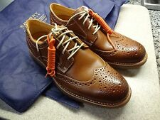 Sperry Top-Sider Gold Cup GC Bellingham WT ASV Tan Shoes Mens New $185 Size 7.5