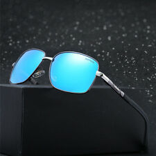 Fashion Mens Polarized Driving  Sunglasses Aviator Outdoor Sports Eyewear Shades