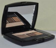 LANCOME Chocolat Amande #110 Color Design Eye Brightening 5 Shadow & Liner Set
