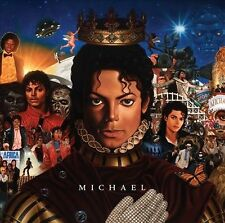 MICHAEL by MICHAEL JACKSON        BRAND NEW & FACTORY SEALED CD!!!!