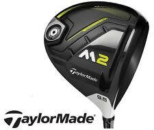 New 2017 Taylormade Golf M2 Driver Head ONLY, Headcover and Tool Included Right