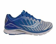 Saucony Women's PROGRID KINVARA 3 Running Shoes Blue/White 10157-3 a4