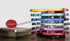 NEW Luxury Metal Frame Case Cover Aluminum Iphone 5/5s Bumper With 2 Free Gifts