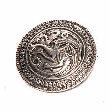 HOT Game Of Thrones A Song of Ice and Fire Daenerys Targaryen Dragon Pin Costume
