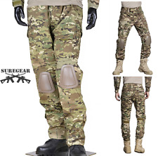 MULTICAM Gen3 G3 Combat PANTS Military Tactical BDU Uniform US Army Airsoft MC
