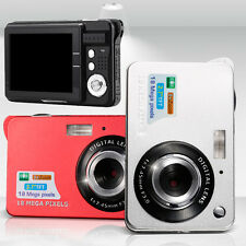 "2.7"" TFT Display 18MP 8x Zoom HD Digital Camera Anti-Shake Video CMOS US"