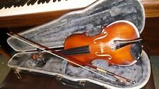 A.R. SIEDEL 1/2 VIOLIN HAND MADE GERMANY MITTENWALD 1993 ANTONIUS STRADAVARIOUS