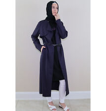 Modest  Puane Islamic Women's Turkish Carpe Diem Set Tunic with Jacket 897827