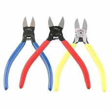 Manually Diagonal Beading Cable Wire Side Cutter Cutting Nippers Pliers DC