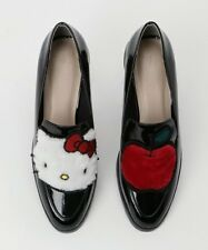 Hello Kitty x Ninamew Loafer Casual Flat Shoes low-heeled Pumps from Japan K2200