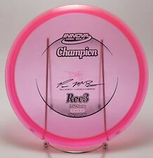 *NEW* Innova Champion Roc3 Midrange - 2X WC Stamp - 180g - Red - OOP - Disc Golf