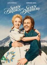 Seven Brides For Seven Brothers (DVD, 2001)