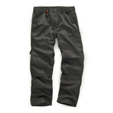 Scruffs WORKER Graphite Grey Multi Pocket Work Trousers (All Sizes) Trade