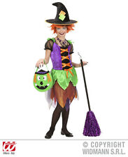 "Witch Children costume ""Spicy Witch"" Costume Carnival & Halloween 128 140 158"