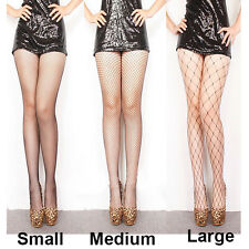Womens Sexy Fish net Fishnets Tights Fashion Stockings Plaid pantyhose