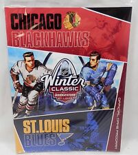 2017 NHL WINTER CLASSIC BLUES BLACKHAWKS GAME PROGRAM LE YOU PICK THE ONE