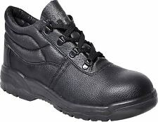Portwest FW10 Steelite™ Protector Boot S1P - Safety Steel Toe Cap Work Boots PPE