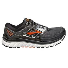 Brooks Glycerin14 MEN'S RUNNING SHOES,GREY/RED*USA Brand-Size US 8,8.5, 9 Or 9.5