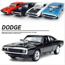1:32 Scale Fast & Furious 7 Alloy Dodge Charger Pull Back Toy Cars Diecast Model